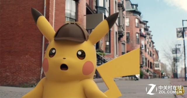 3DS新作《名侦探皮卡丘》发售日期公布