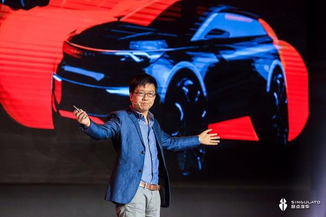 """为""""懂你""""而生 奇点iS6新车正式亮相"""