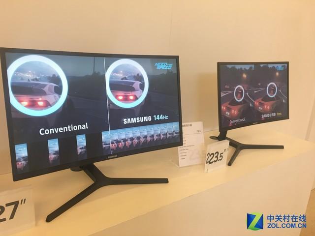 ZDC报告:2017年Q1显示器市场状况分析