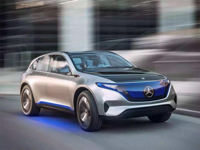 或为EQA雏形 奔驰电动掀背概念车9月发布