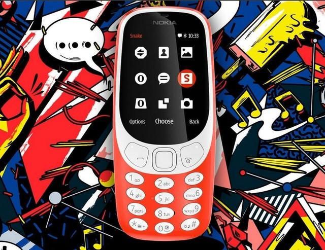 诺基亚3310上市在即_手机