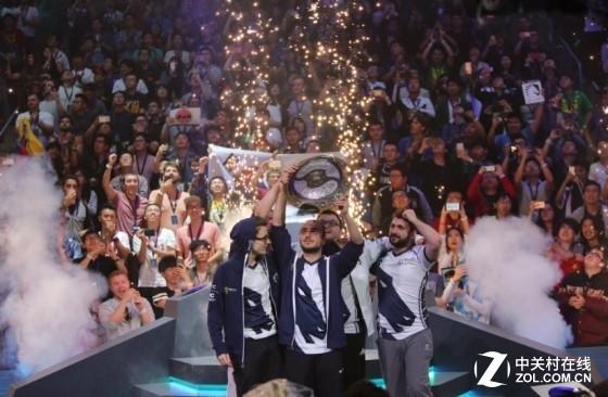赛场上的奇迹 Liquid胜NewBee获Ti7冠军