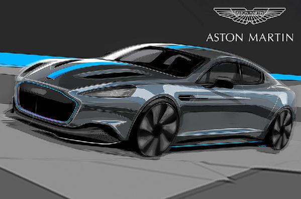 阿斯顿马丁首款电动车2019年产 限155台