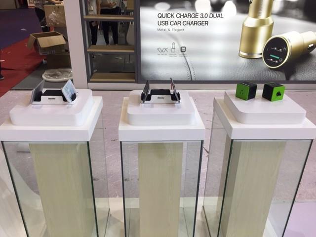 智能家居也玩黑科技 来香港展看航嘉都展了啥