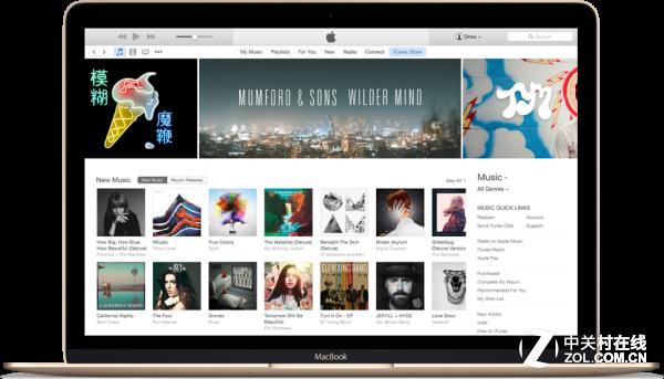 iTunes升至12.3版本:支持iOS 9和OS X 10.11