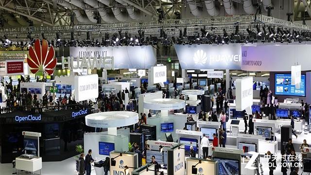 华为在CeBIT上发布企业业务新营销主题
