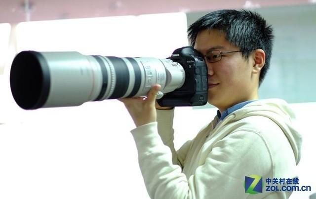 手持长焦无压力 解析佳能镜头的IS技术