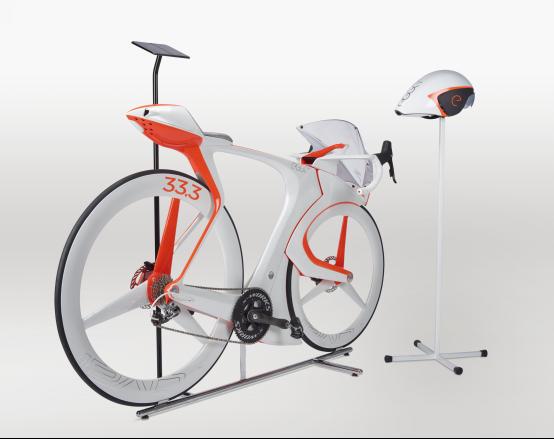 未来的自行车还可以长啥样?图片