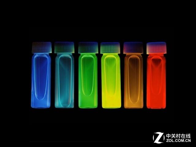 让色彩更绚烂 量子点显示商用市场前瞻