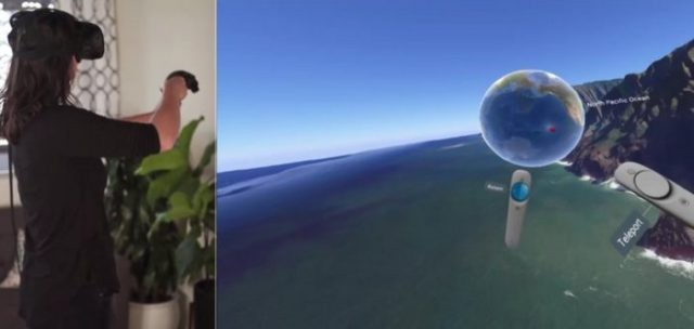 谷歌地球VR:不用一分钱 但离完美还远