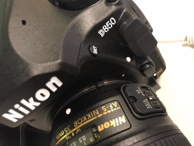 尼康D850将在8月16发布?实拍图已曝光