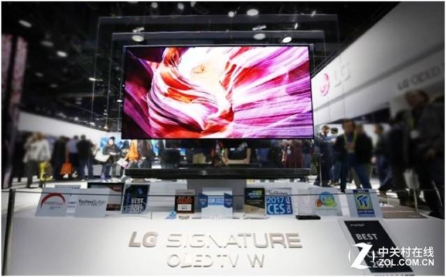 电视的终极形态!LG OLED W7壁纸TV首测