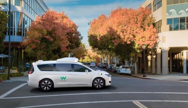 新项目!谷歌Waymo推出无人驾驶旅行车