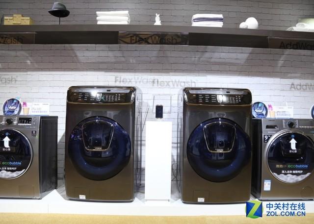"""桶中桶是什么鬼?AWE洗衣机都在""""一心两用"""""""