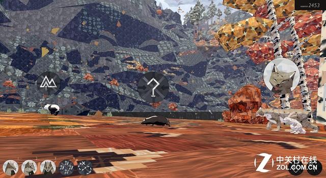 玩家们只能用各种萌萌的表情交流,和友好的小动物们一起奔跑解锁物品.