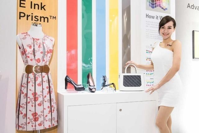 E Ink元太科技于Touch Taiwan 2017引领创新显示技术