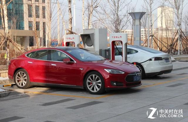 特斯拉超级充电还能提速?_汽车科技新闻