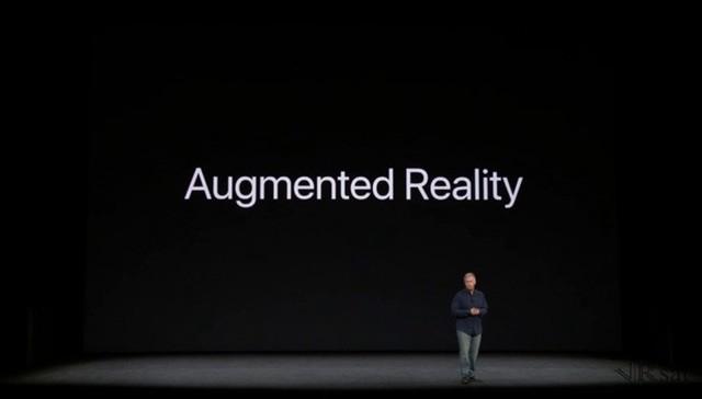 苹果iOS11正式版推送 多款AR应用上线