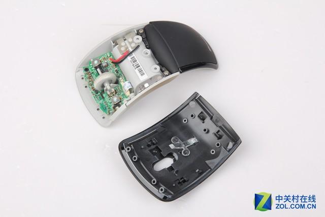 外面设门诊:微绵软Arc鼠标注更换滚轮编码器