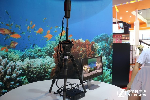 BIRTV2016:松下全系产品引领4K热潮