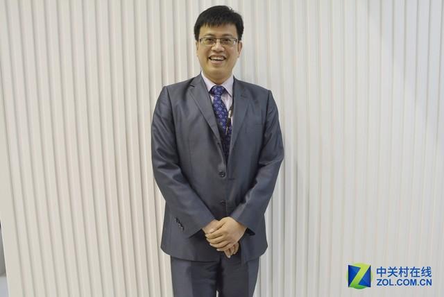 为物联网护航 专访金雅拓副总裁陈君岳