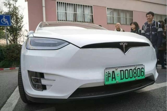 公安部:新能源汽车将启动专用车牌号