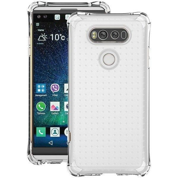 双屏幕+四颗摄像头 LG V20高清图曝光