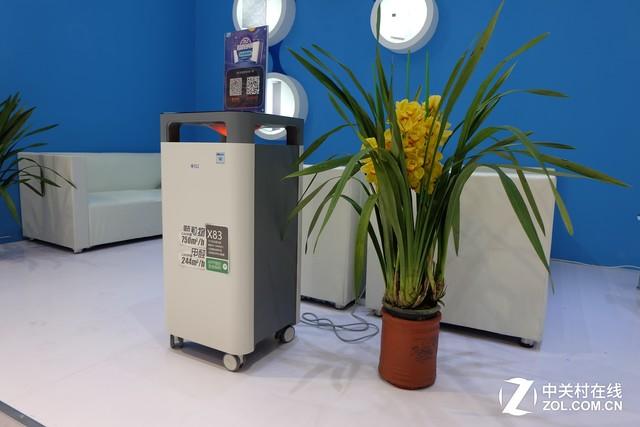 技术成就专业 352空气净化器AWE宣布将推全品类布局