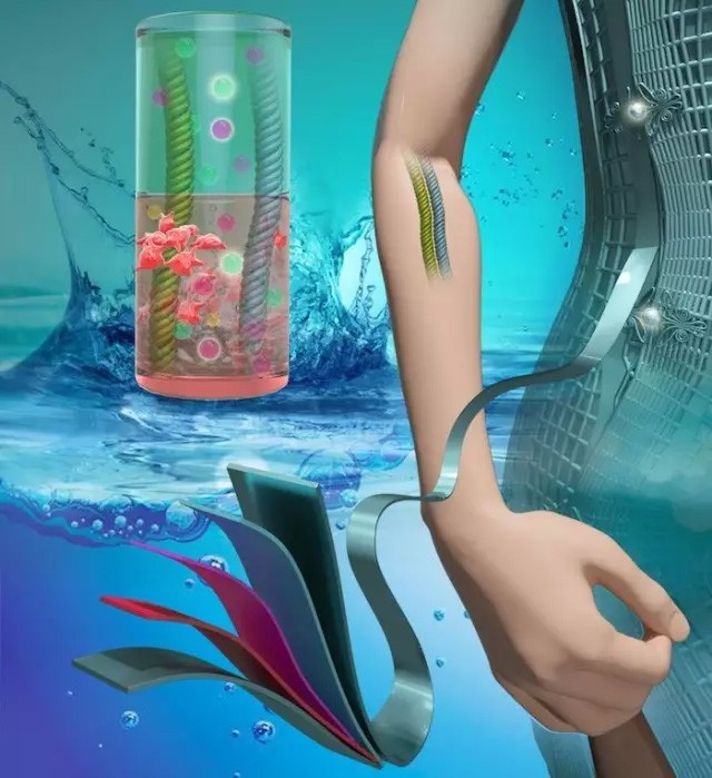 科学家研制可植入电池 运行在身体无害
