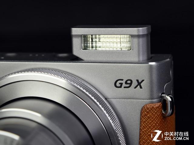 颜值更高体积更小!佳能G9X相机评测