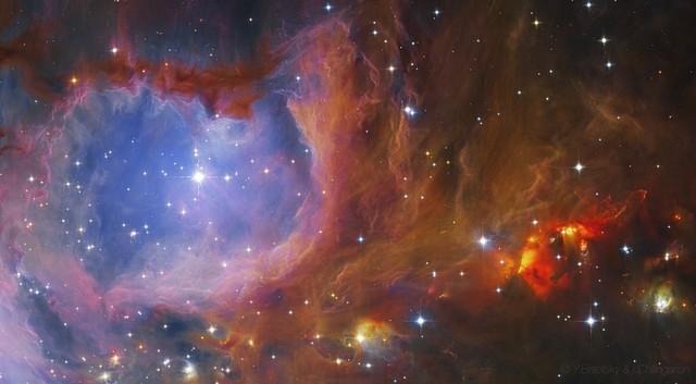 揭秘美国国家航空航天局的宇宙照片档案