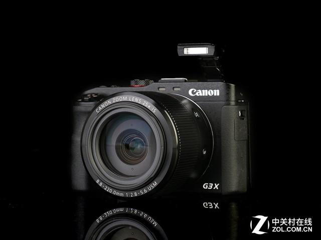 旅行者首选相机 佳能G3 X助你一 ...