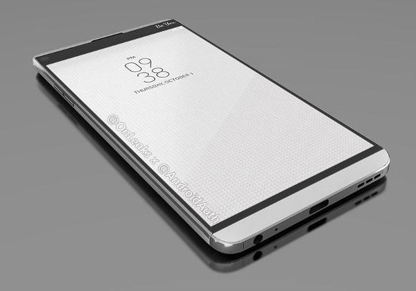 除了双屏4镜头 LG V20还会主打音质
