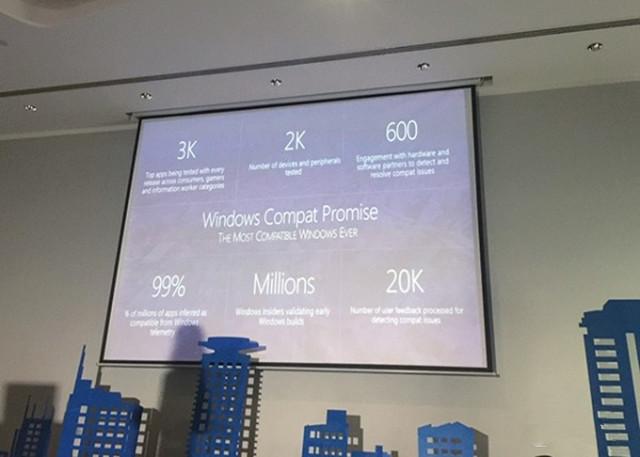 Windows中Win10兼容最好?微软:有数据支持