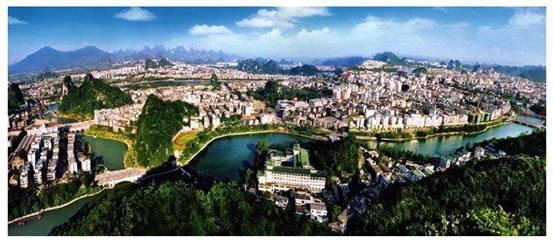 netgear助力桂林风景区构建优质无线网络系统