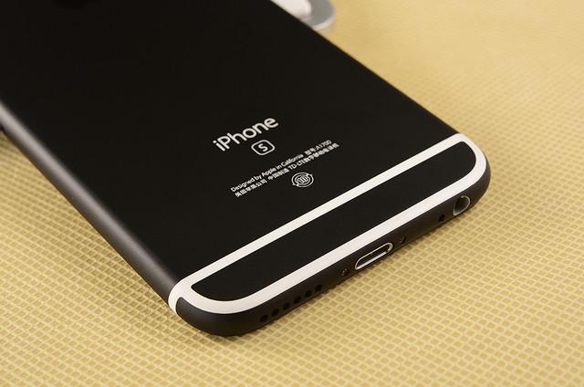 定制黑色版iphone 6s_苹果新闻
