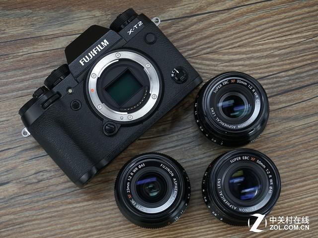 高速三剑客 富士F2系列定焦镜头解析