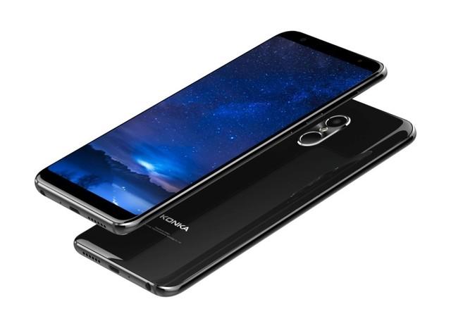 硬实力!康佳手机全面屏S5高清谍照曝光!