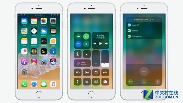 不敌前辈:苹果iOS11正式版发布首日安装率仅10%