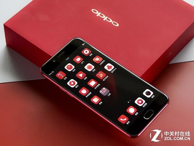 最高2799 OPPO R9s(全网通)现货热销中