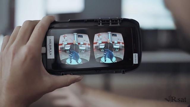 中风症状竟然可以通过VR诊断了 太神奇