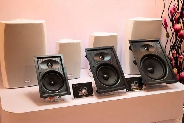 惠威科技出席广州国际音响唱片展