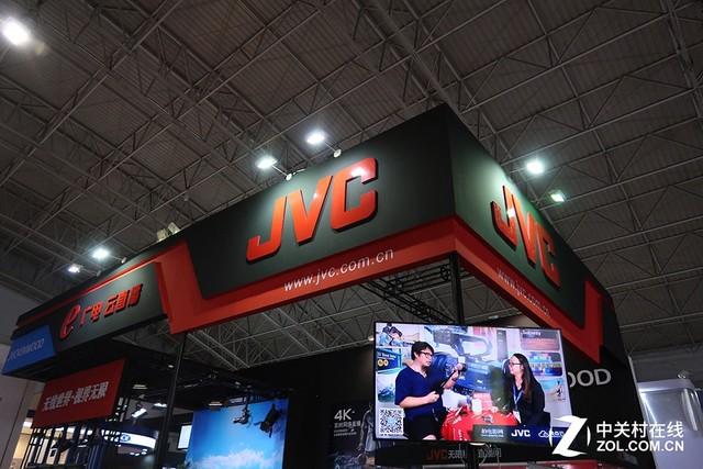 JVC携众多摄像机产品亮相BIRTV2016