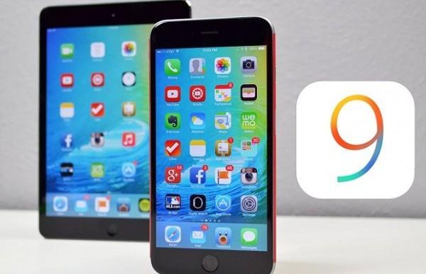 iOS 9正式版终发布 首日更新率逼近12%