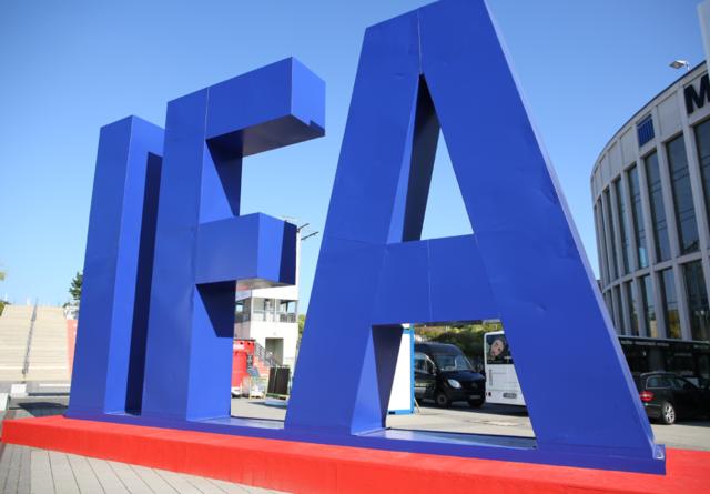 未来冰箱长这样?2016德国IFA展前瞻