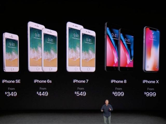 库克:iPhone X卖999美元性价比太高真值