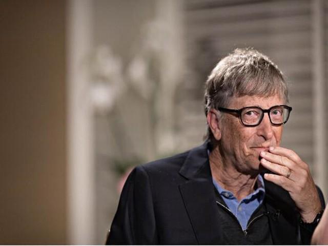 财富对他如浮云!盖茨捐出46亿美元微软股票