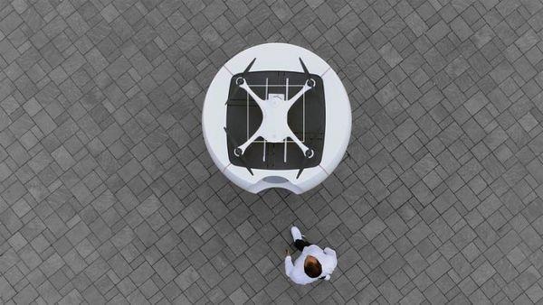 30分钟可达 无人机快递网络下月瑞士运营