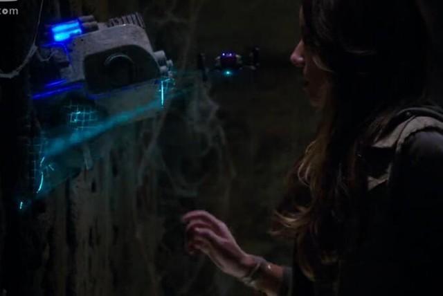 神盾局特工中那些机器人有哪些成为现实?