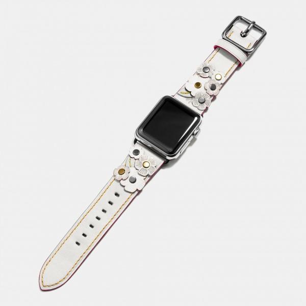 Coach推出Apple Watch表带 售价125刀起